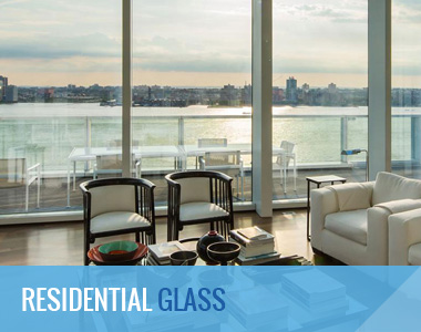 Residential Glass Installations
