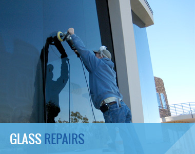Glass Repairs & Replacements